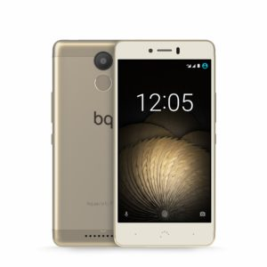 BQ-Aquaris-U-Plus-dorado-front